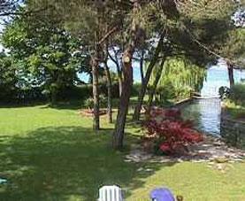 Ferienhäuser - Italien, Gardasee. kinderfreundlich Villa mit Pool