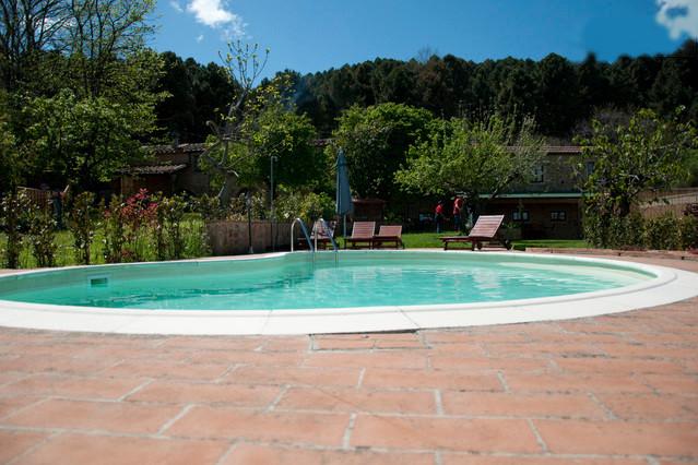 Agroturismos villas casonas casas vacacionales for Casas vacacionales con piscina