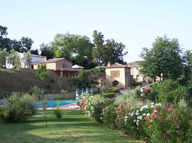 Toscana Volterra - Vacanze in Villa o Agriturismo.