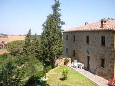Vacanza Casolare Casale Villa. Pisa Siena Volterra