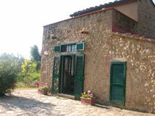Ferienhäuser - Italien, Toskana. Hund, Hunde willkommen